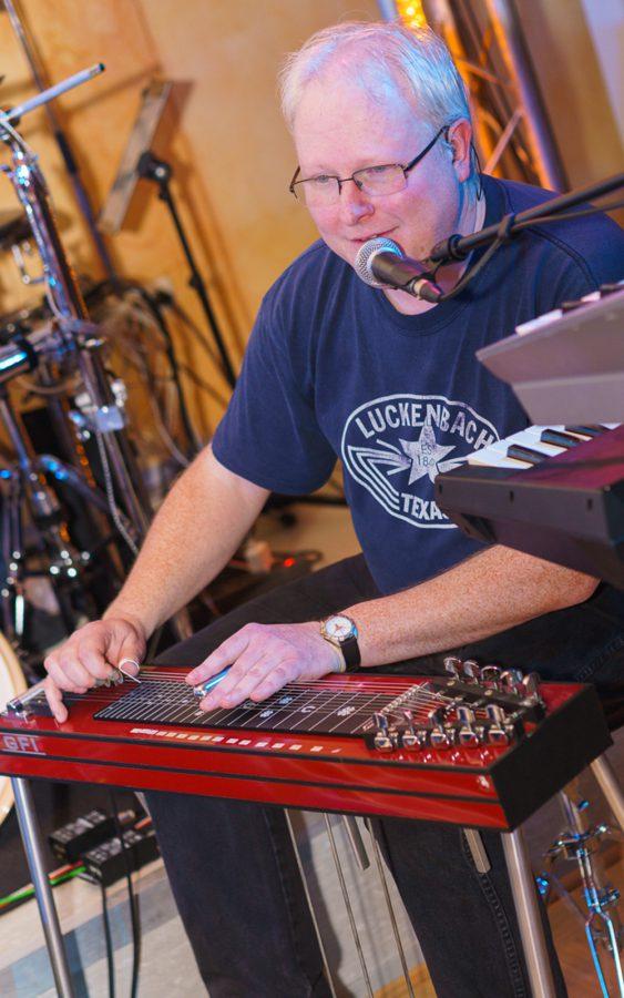 Rainer - Keyboards, Pedal Steel Guitar, Vocals